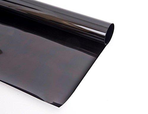 76cm x 3m 85 black plus mit abg t nungsfolie scheibenfolie sonnenschutzfolie auto. Black Bedroom Furniture Sets. Home Design Ideas
